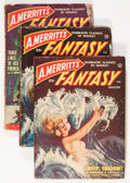 Pulps:Science Fiction, A. Merritt's Fantasy Group (Popular Publications, 1949-50)Condition: Average VG-.... (Total: 10 Items)