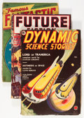Pulps:Science Fiction, Assorted Science Fiction Group (Various, 1939-50) Condition:Average VG-.... (Total: 13 Items)