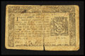 Colonial Notes:New York, New York March 5, 1776 $2/3 Very Good-Fine.. ...
