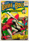 Silver Age (1956-1969):Adventure, The Brave and the Bold #6 (DC, 1956) Condition: FN-....