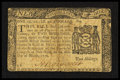 Colonial Notes:New York, New York March 5, 1776 $1/4 Fine.. ...