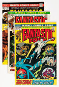 Bronze Age (1970-1979):Superhero, Fantastic Four Group Savannah pedigree (Marvel, 1972-77) Condition: Average NM-.... (Total: 35 Comic Books)