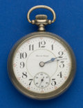 "Timepieces:Pocket (post 1900), South Bend 21 Jewel ""The Studebaker"" 18 Size Pocket Watch. ..."