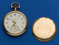 Timepieces:Pocket (post 1900), Elgin 21 Jewel Pocket Watch. ...