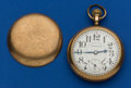 Timepieces:Pocket (post 1900), Hamilton 21 Jewel 18 Size 940 Pocket Watch. ...