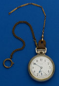 Timepieces:Pocket (post 1900), Howard 21 Jewel Series 10 - 165 Pocket Watch. ...