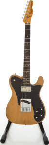 Musical Instruments:Electric Guitars, 1973 Fender Telecaster Custom Stripped Electric Guitar, Serial #516487...