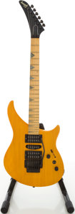 Musical Instruments:Electric Guitars, 1990s Gibson M-III Amber Solid Body Electric Guitar, Serial #83092828...