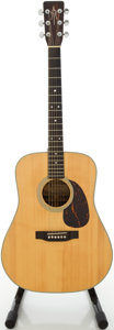 Musical Instruments:Acoustic Guitars, 1980s Alavarez by Yairi DY-74 Natural Acoustic Guitar, Serial #8257...