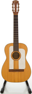 Musical Instruments:Acoustic Guitars, 1960s Goya G-10 Natural Classical Acoustic Guitar, Serial #154143...