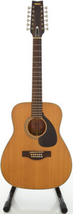 Musical Instruments:Acoustic Guitars, 1970s Yamaha FG-230 12-String Natural Acoustic Guitar...