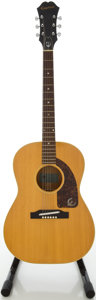 Musical Instruments:Acoustic Guitars, 1964 Epiphone FT-45N Cortez Natural Acoustic Guitar, Serial #427407 ...