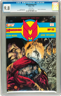 Miracleman #15 (Eclipse, 1988) CGC NM/MT 9.8 White pages