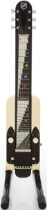 Musical Instruments:Lap Steel Guitars, 1950s National Lap Steel Electric Guitar, Serial # X1464 ...