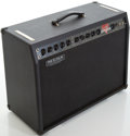 Musical Instruments:Amplifiers, PA, & Effects, 2000s Mesa Boogie Heartbreaker Black Combo Guitar Amplifier...