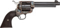 Handguns:Single Action Revolver, Boxed Mid-Range Colt Second Generation Single Action Army Revolver....