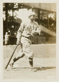 Baseball Collectibles:Photos, 1910's Harry Hooper News Photograph by Thompson....