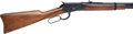 Long Guns:Lever Action, Browning B-92 Centennial Commemorative Saddle Ring Carbine.... (Total: 6 )