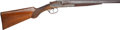 Shotgun:Double Barrel, L. C. Smith Hammerless Double Barrel Shotgun....