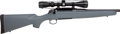 Long Guns:Bolt Action, Cased Remington Model 710 Bolt Action Rifle and Bushnell Scope....