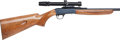 Long Guns:Semiautomatic, Browning SA-22 Semi-Automatic Rifle With Bushnell 3X-7X Scope....