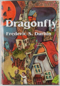 Books:Horror & Supernatural, Frederic S. Durbin. Dragonfly. [Sauk City]: Arkham House,1999. First edition, first printing. Octavo. 298 pages...