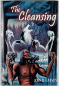 Books:Horror & Supernatural, John D. Harvey. The Cleansing. [Sauk City]: Arkham House,2002. First edition, first printing. Octavo. 319 pages...