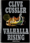 Books:Mystery & Detective Fiction, Clive Cussler. SIGNED. Valhalla Rising. New York: Putnam,[2001]. First edition, first printing. Signed by Cussler...