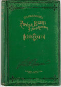 Books:Americana & American History, John B. Bachelder. Popular Resorts, and How to Reach Them.Boston: Bachelder, 1875. First edition, first printin...