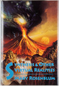 Books:Science Fiction & Fantasy, Mary Rosenblum. Synthesis & Other Virtual Realities. [Sauk City]: Arkham House, [1996]. First edition, first printin...