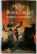 Books:Science Fiction & Fantasy, Robert E. Howard. The People of the Black Circle. New York: Berkley, [1977]. Later edition. Octavo. 293 pages. P...