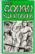 Books:Science Fiction & Fantasy, L. Sprague de Camp and George H. Scithers. LIMITED. The Conan Swordbook. Baltimore: Mirage Press, 1969. First editio...