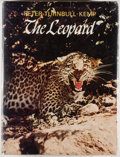Books:Natural History Books & Prints, Peter Turnbull-Kemp. The Leopard. Cape town: Howard Timmins, 1967. First edition. Large octavo. 268 pages. Illustrat...