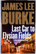 Books:Mystery & Detective Fiction, James Lee Burke. SIGNED. Last Car to Elysian Fields. NewYork: Simon & Schuster, [2003]. First edition, first printi...