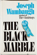 Books:Mystery & Detective Fiction, Joseph Wambaugh. SIGNED. The Black Marble. New York:Delacorte Press, [1978]. First edition, first printing. Signe...