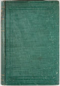 Books:Books about Books, Charles Eugene Barks and Leroy Armstrong. Theodore Roosevelt: ATypical American. Chicago: S. Stone, 1901. First tra...