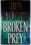 Books:Mystery & Detective Fiction, John Sandford. SIGNED. Broken Prey. New York: Putnam, [2005]. First edition, first printing. Signed by Sandford ...