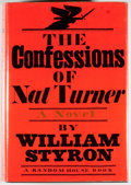 Books:Fiction, William Styron. SIGNED. The Confessions of Nat Turner. NewYork: Random House, [1967]. First edition, first prin...