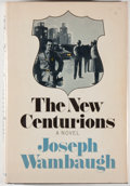 Books:Mystery & Detective Fiction, Joseph Wambaugh. SIGNED. The New Centurions. Boston: Little,Brown, [1970]. First edition, first printing. Signed ...