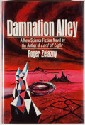 Books:Science Fiction & Fantasy, [Jerry Weist]. Roger Zelazny. Damnation Alley. New York: Putnam, [1969]. First edition, first printing. Octavo. 157 ...
