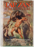 Books:Science Fiction & Fantasy, Edgar Rice Burroughs. Tarzan at the Earth's Core. New York: Metropolitan, [1930]. First edition, first printing. Oct...