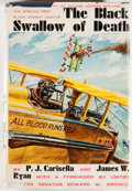 Books:Biography & Memoir, [Aviation]. Eugene Jacques Bullard [subject]. P. J. Carisella andJames W. Ryan. The Black Swallow of Death. Bos...