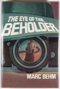 Books:Mystery & Detective Fiction, Marc Behm. The Eye of the Beholder. New York: Dial, [1980].First edition, first printing. Octavo. 222 pages. Pu...