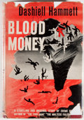 Books:Mystery & Detective Fiction, Dashiell Hammett. Blood Money. Cleveland: World Publishing,[1943]. First edition, first printing. Octavo. 188 pages...