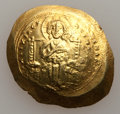 Ancients:Byzantine, Ancients: Constantine X Ducas (AD 1059-1067). AV histamenon nomisma(4.38 gm). ...