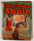Books:Children's Books, [Big Little Book]. Harold Gray. Little Orphan Annie and theAncient Treasure of Am. Racine: Whitman, 1939. Square si...