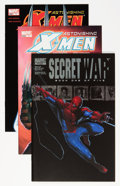 Modern Age (1980-Present):Miscellaneous, Marvel Modern Age Comics Long Box (Marvel, 2000s) Condition: Average NM-....