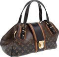 Luxury Accessories:Bags, Louis Vuitton Show Collection Black Monogram Mirage Griet ShoulderBag. ...