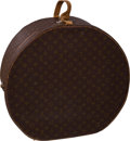 Luxury Accessories:Travel/Trunks, Louis Vuitton Classic Monogram Large Hatbox. ...