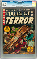 Golden Age (1938-1955):Horror, Tales of Terror Annual #3 (EC, 1953) CGC FN 6.0 Cream to off-whitepages....